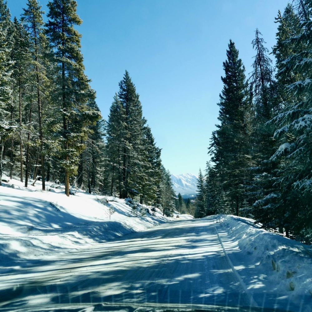 The Ultimate Canadian Rockies Winter Road Trip Itinerary