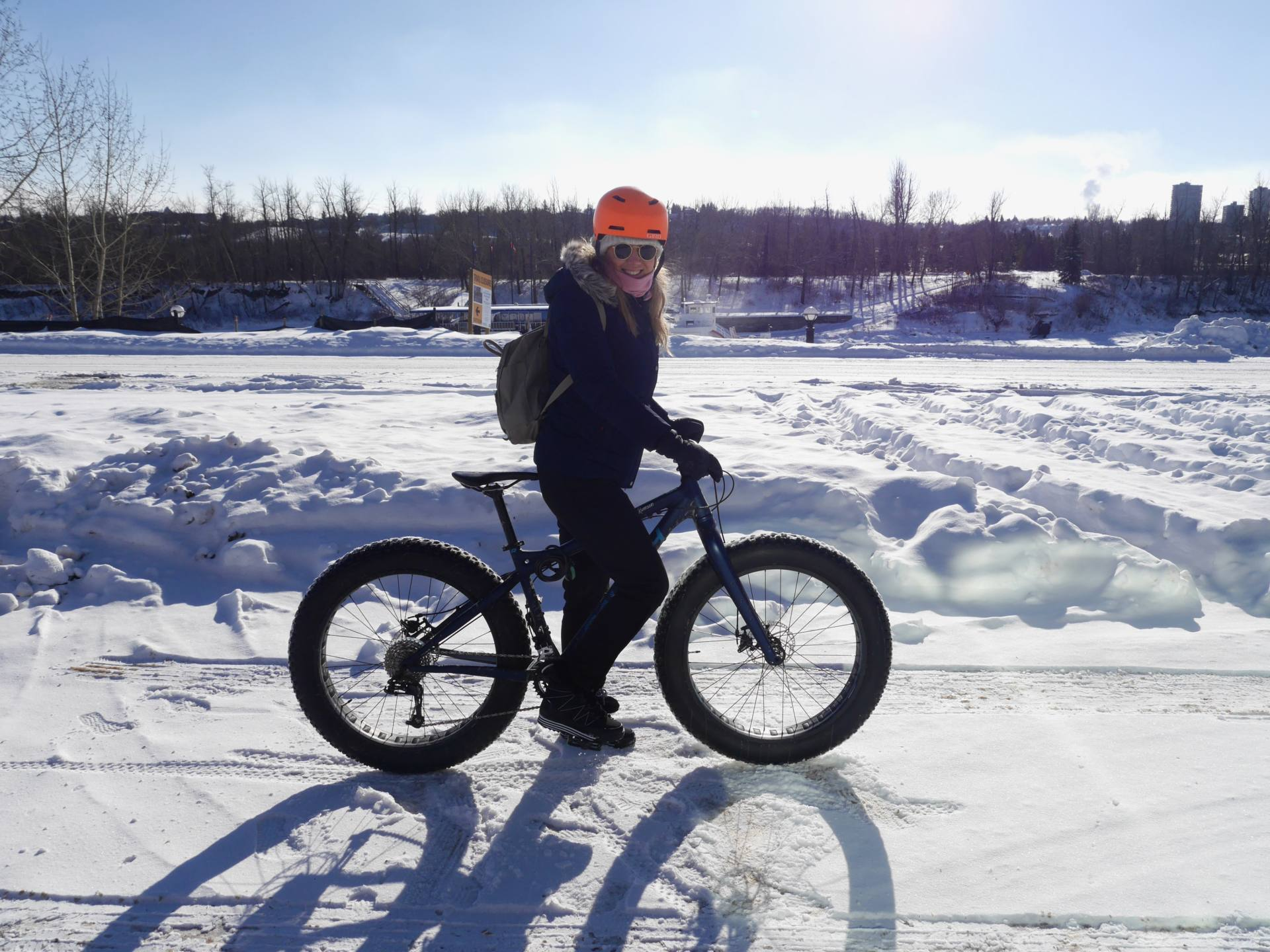 Edmonton and Calgary Fat Biking