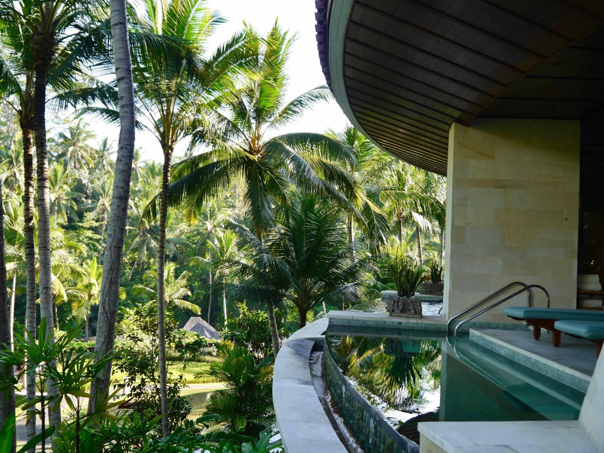 Four Seasons Sayan Bali - Sensory Travel