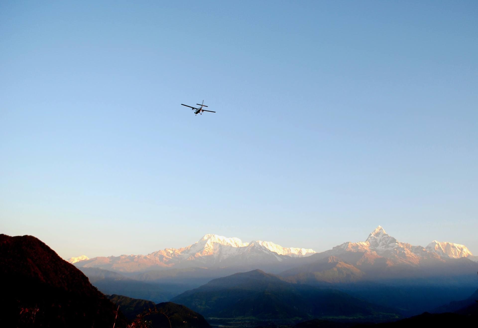 2 week Nepal Itinerary - Sarangkot Sunrise