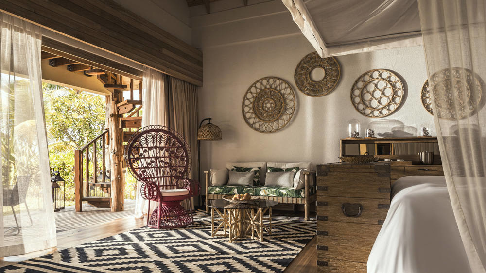 Get The Look: Four Seasons Seychelles at Desroches Island