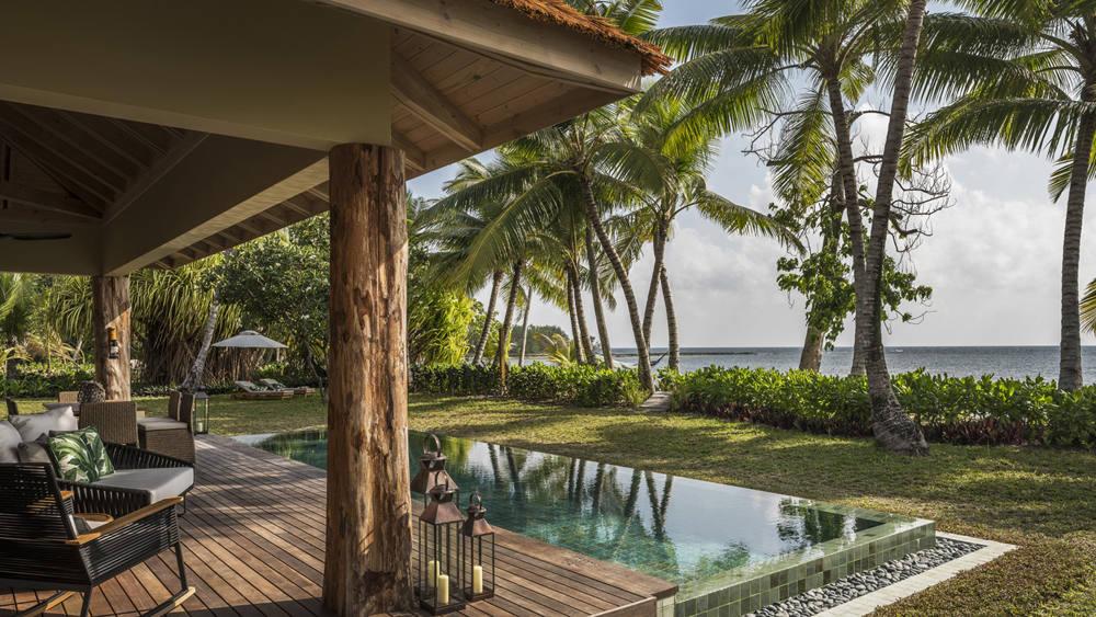 Four Seasons Seychelles Desroches Island - Pool