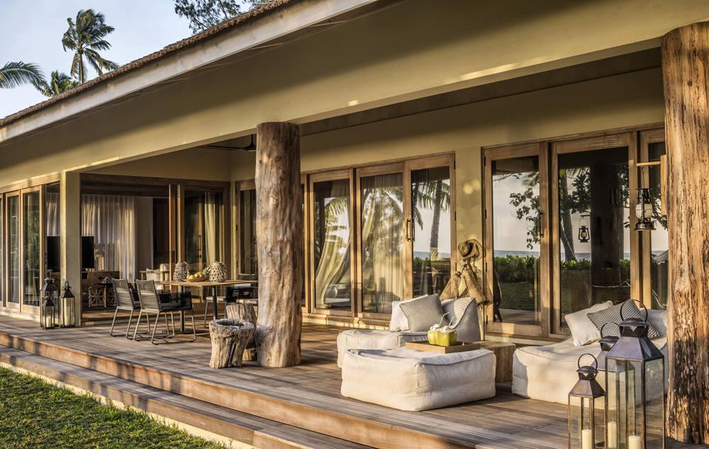 Four Seasons Seychelles Desroches Island - Outdoor Decking