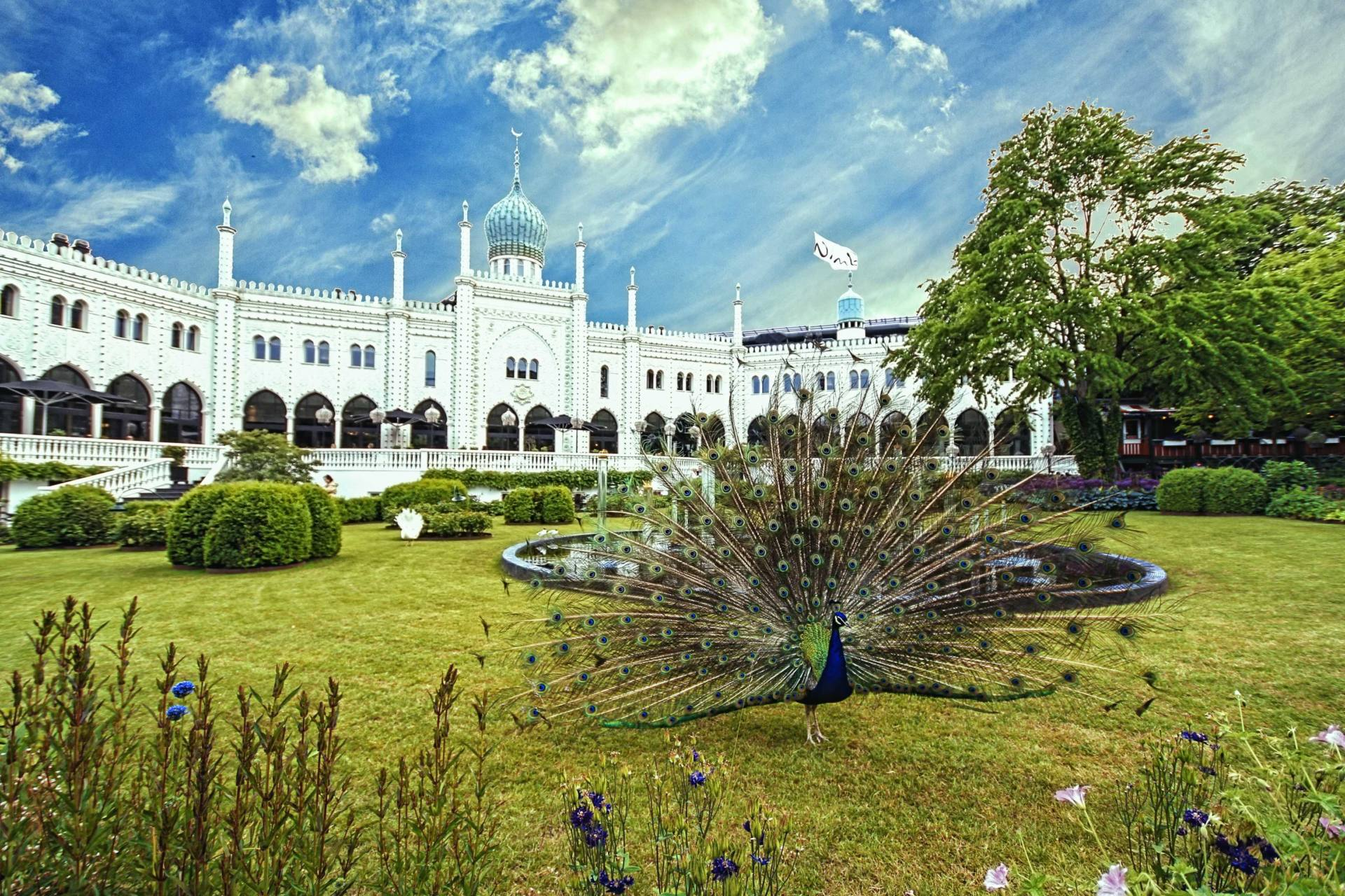 Baltic Capitals Cruise  - Copenhagen Palace - Tivoli Gardens