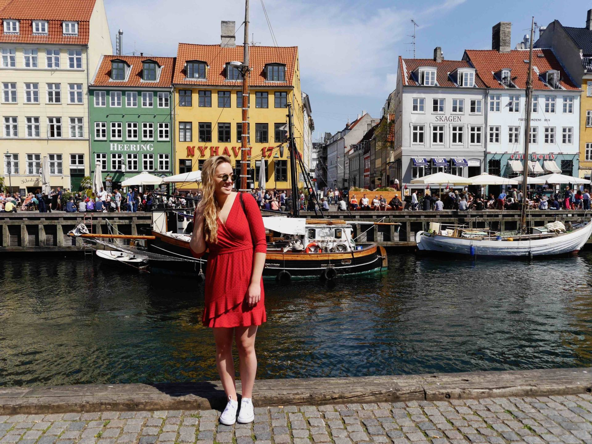 Copenhagen Nyhavn Scandinavian Cruise The Travelista