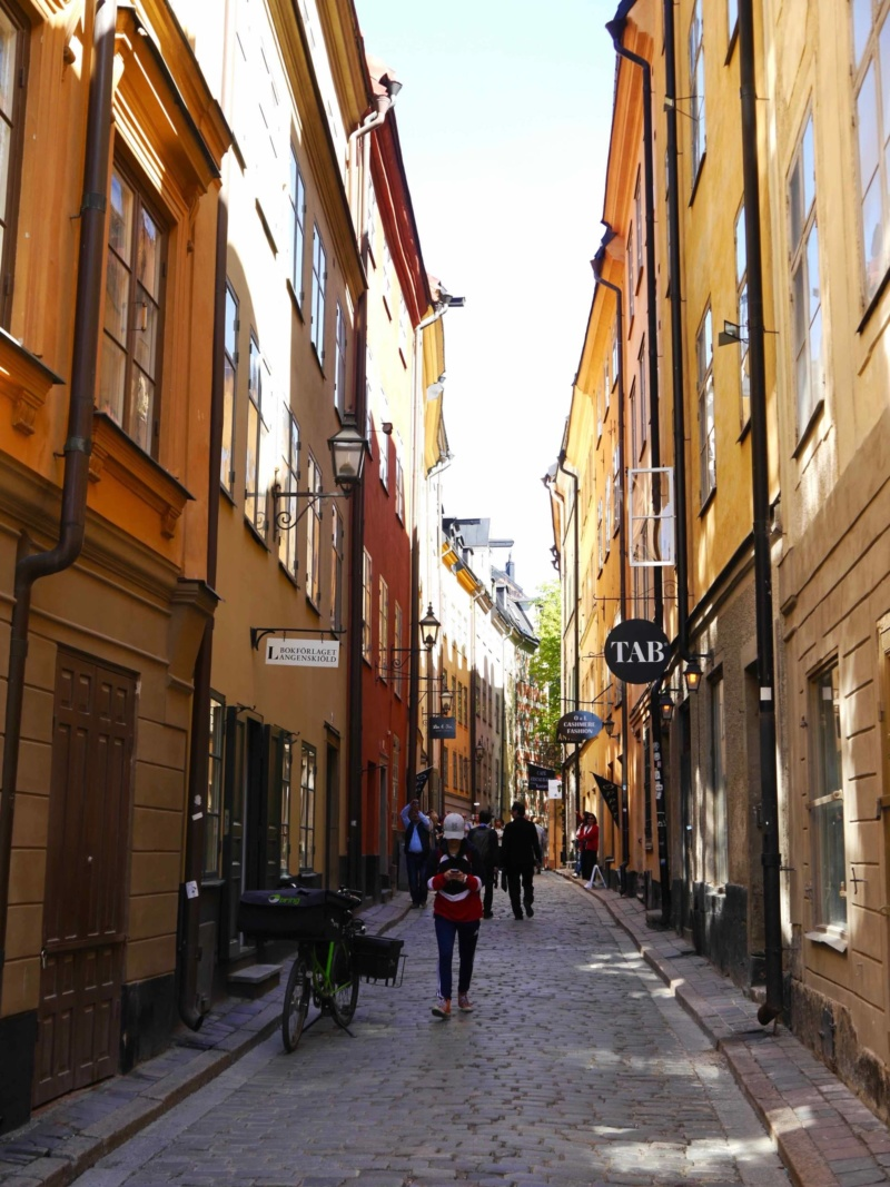 Gamla Stan - Stockholm in a day