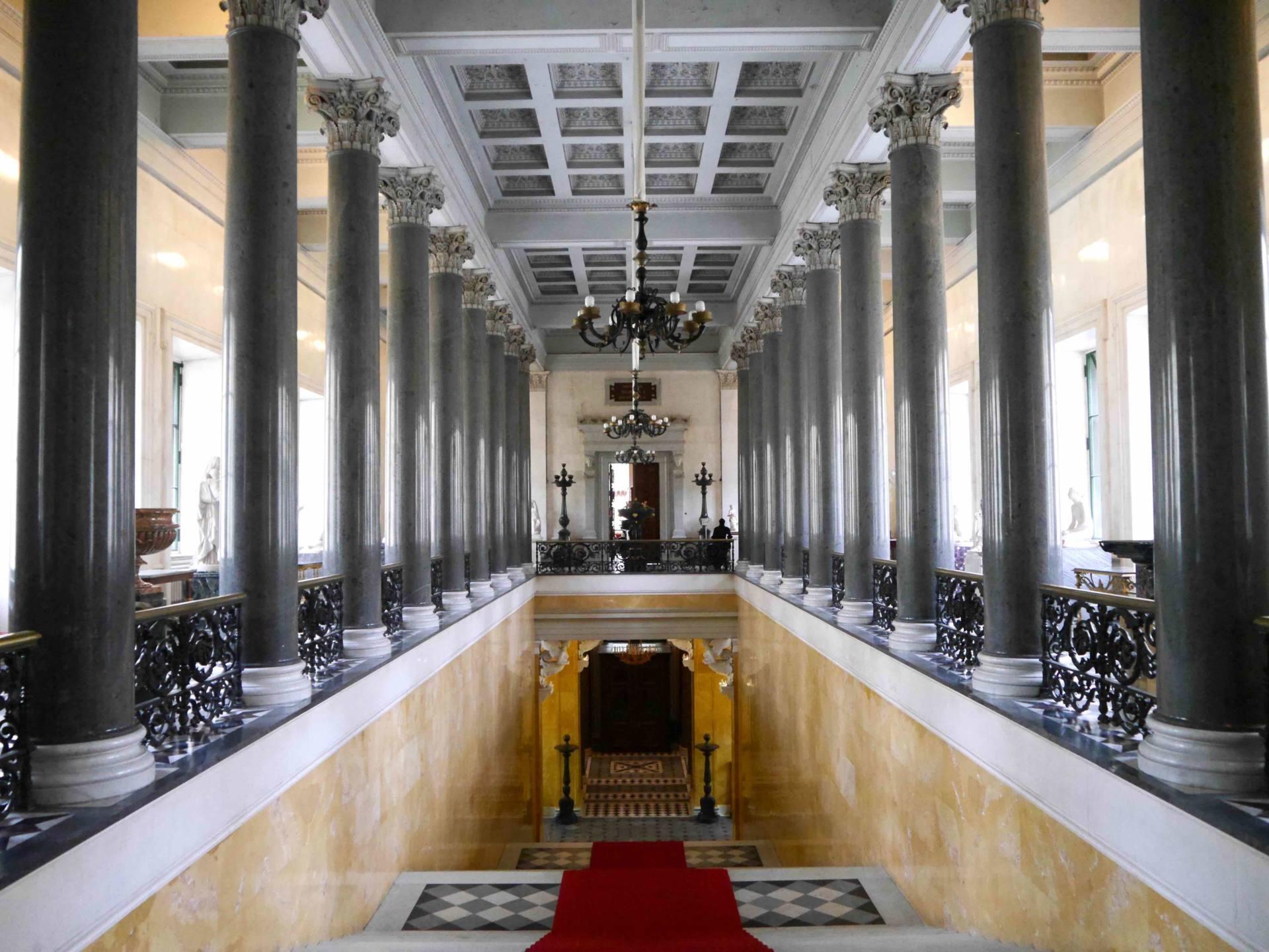 Hermitage Museum St Petersburg Scandinavian Cruise