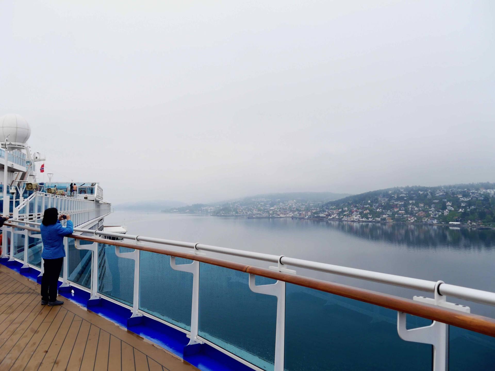 Scandinavian Cruise Oslo Fjords