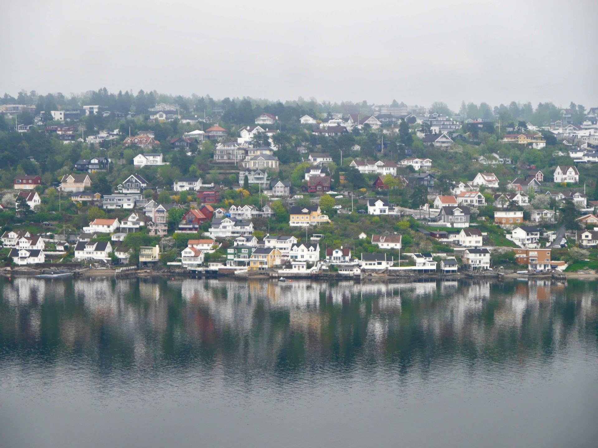 Scandinavian Cruise Oslo Fjord
