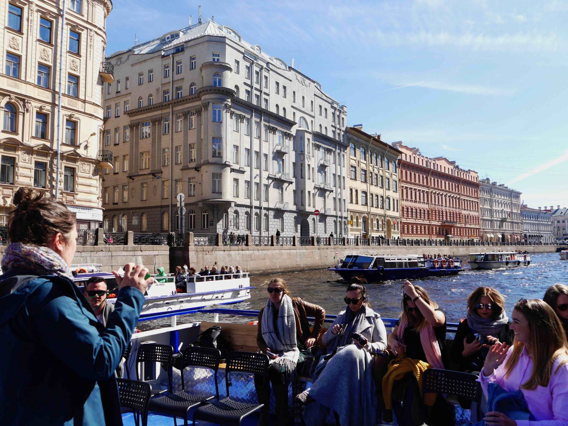 St Petersburg River Cruise Scandinavian Cruise