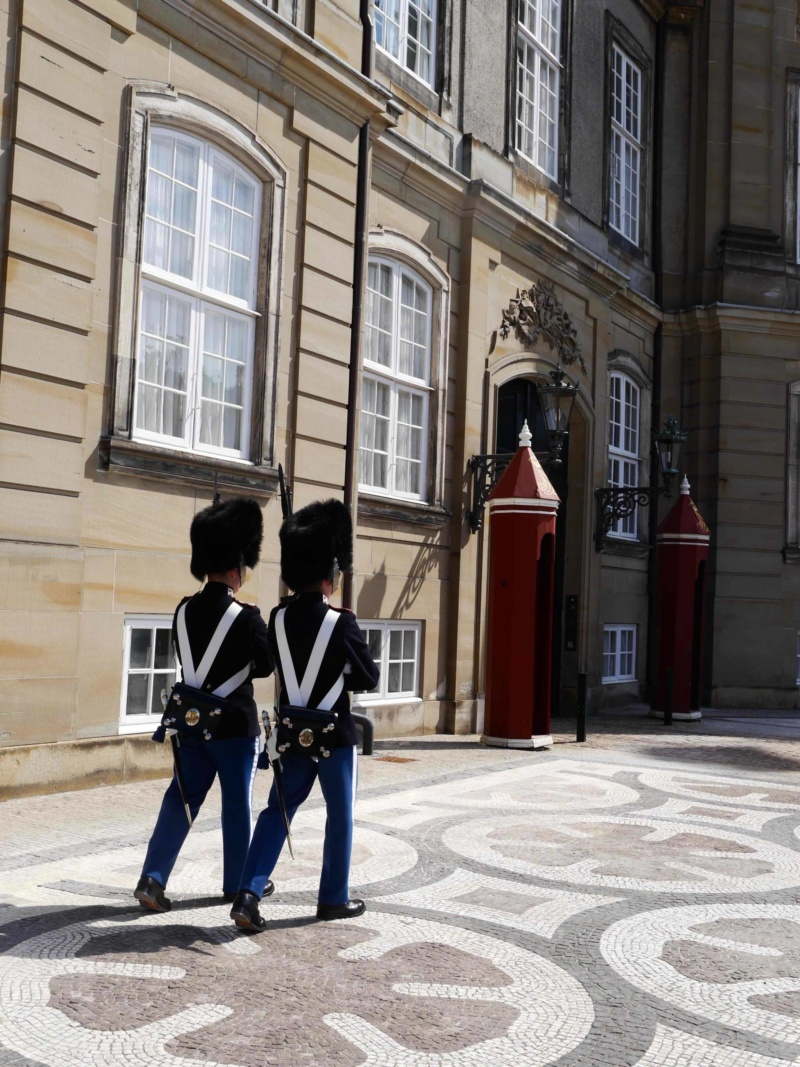 Royal Guards Copenhagen Scandinavian Cruise