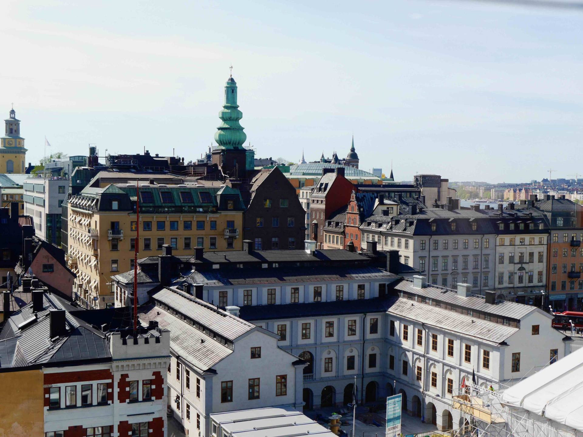 Stockholm Rooftops - in a Day