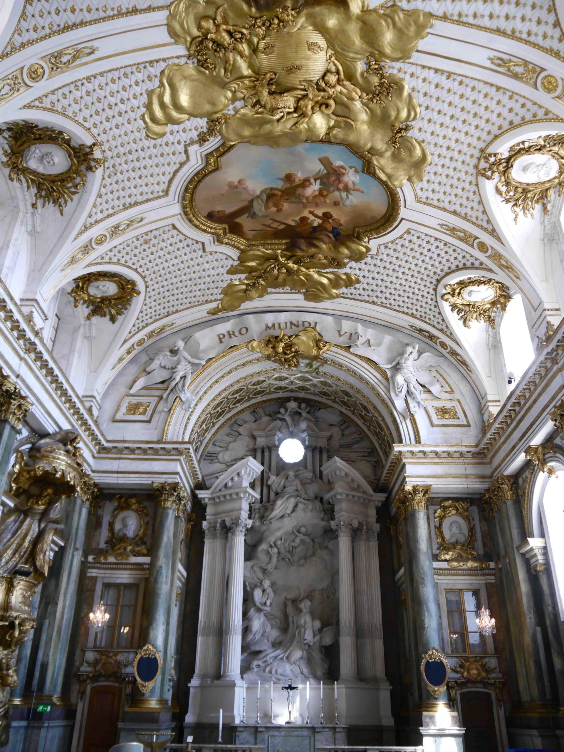 Royal Palace Chapel Stockholm