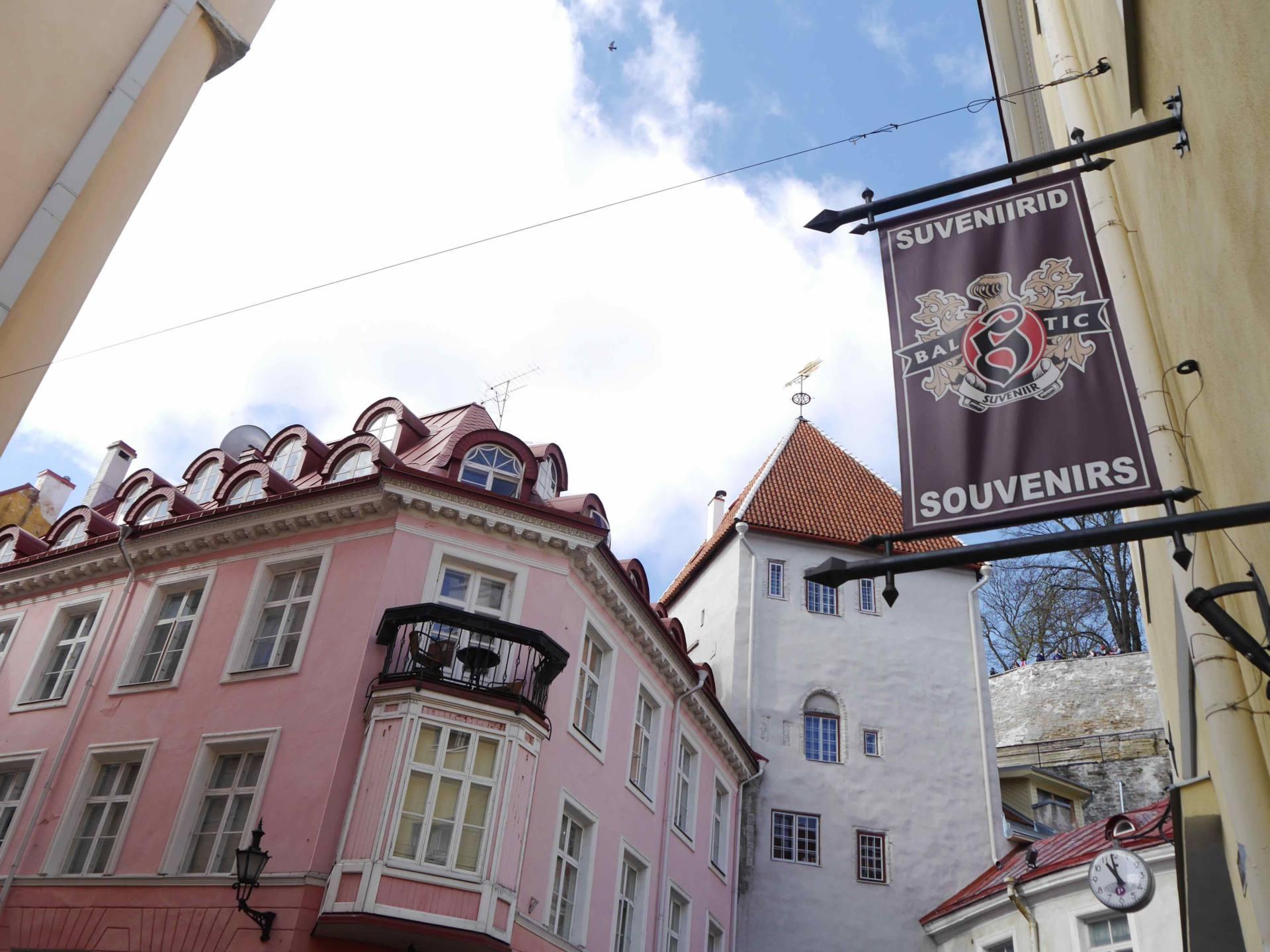 Tallinn Old Town Scandinavian Cruise