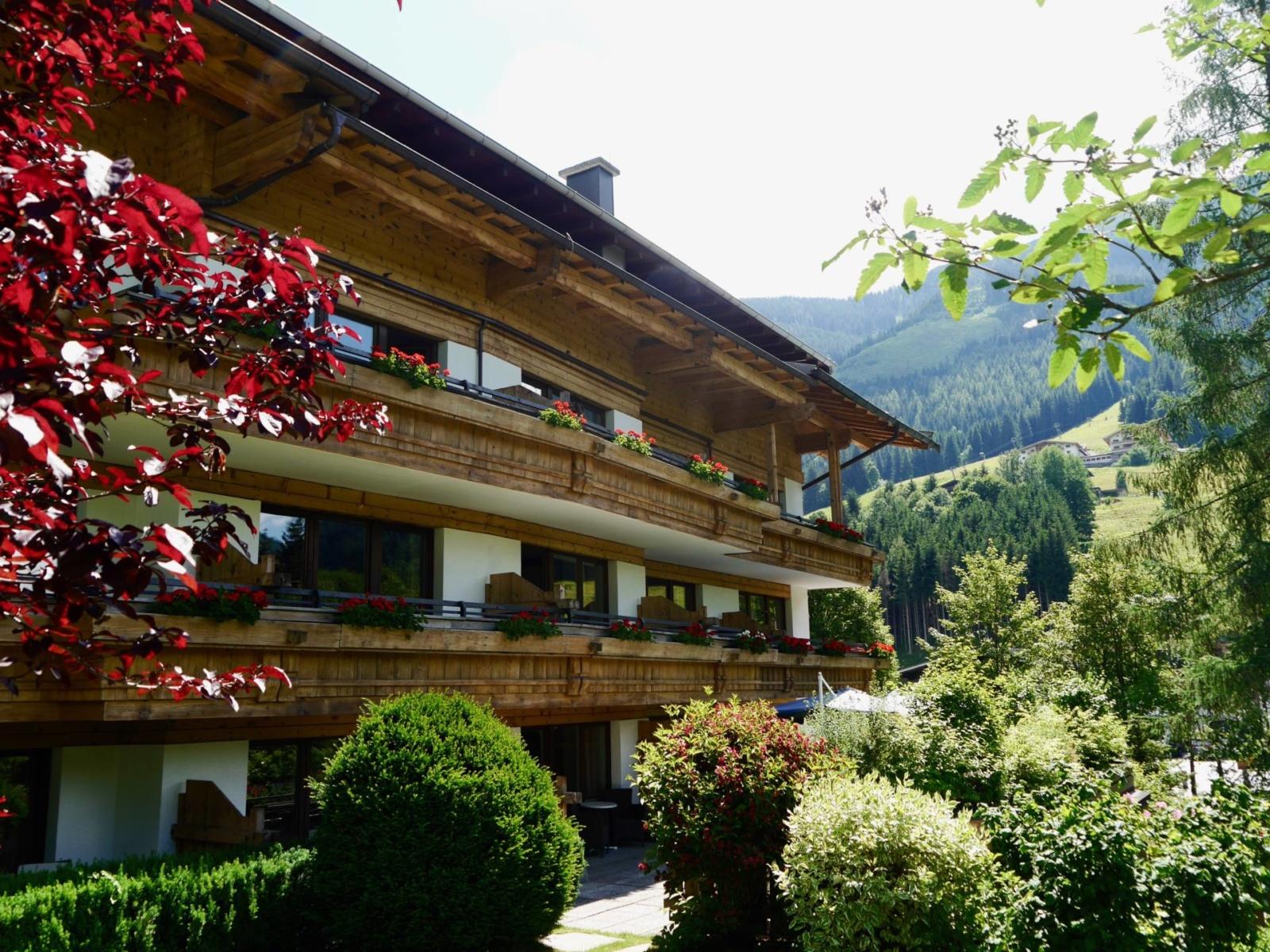 An Eco-Friendly Spa Break in the Austrian Alps