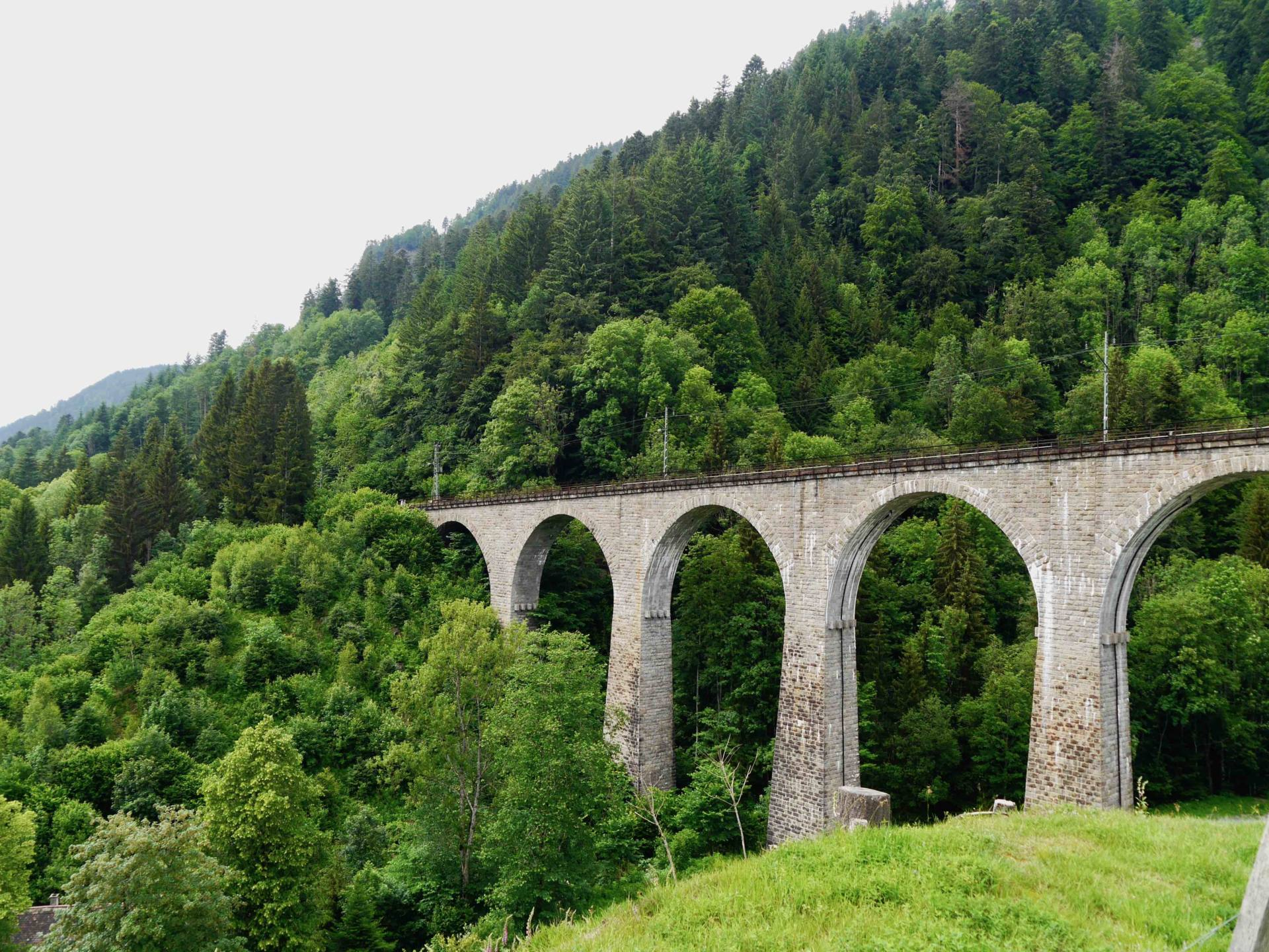 Ravenna Gorge Germany | Black Forest Itinerary