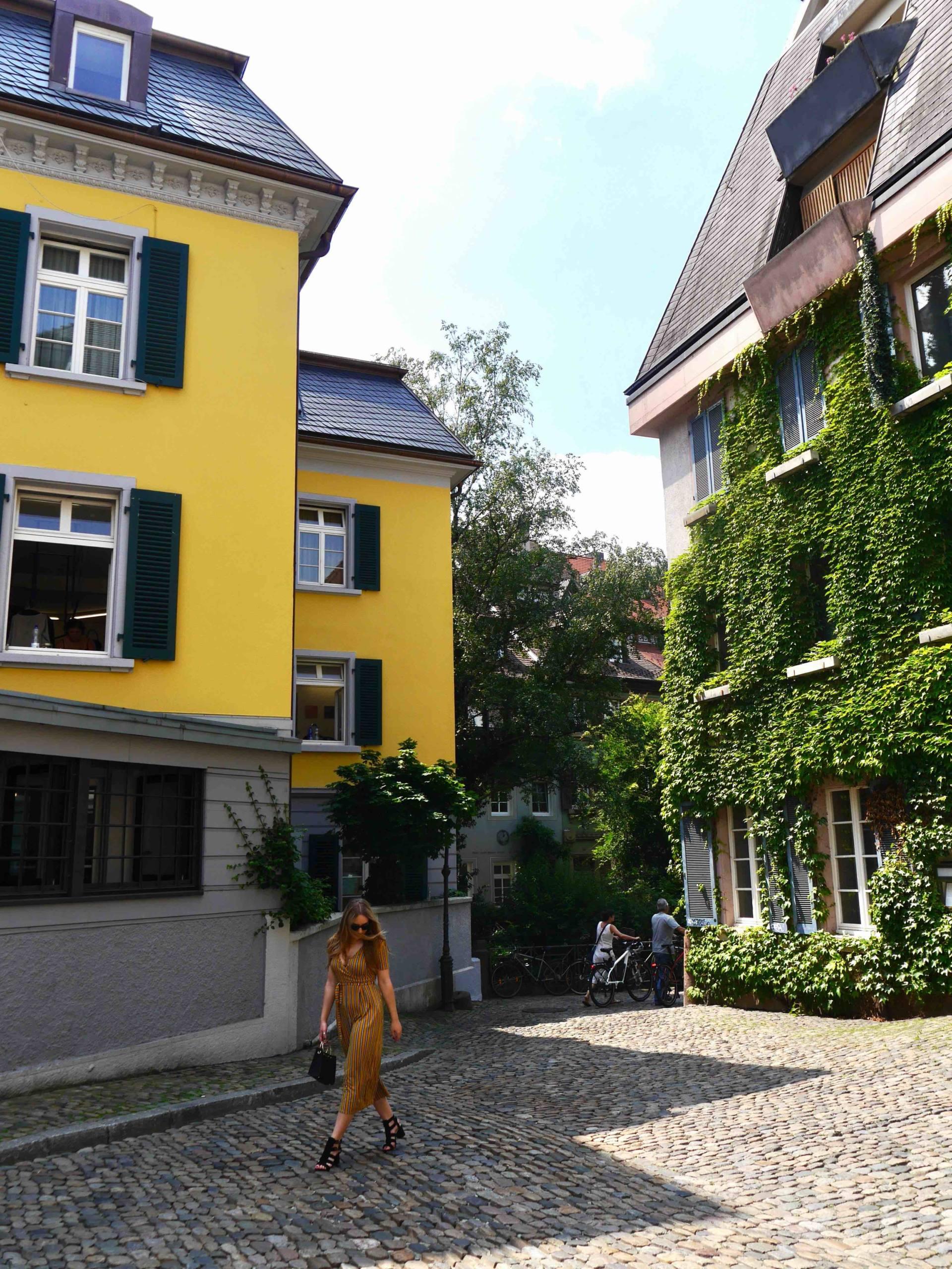 Gerberau Freiburg | Instagrammable Places in Freiburg
