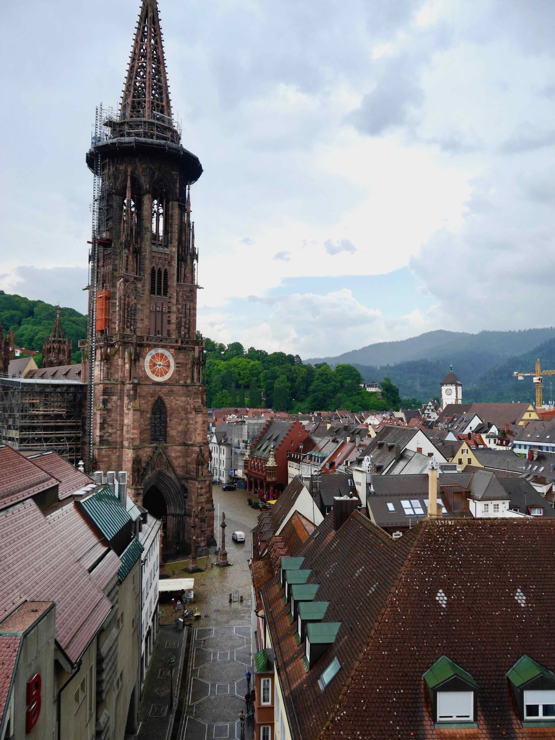 Munsterplatz Freiburg | Black Forest Itinerary