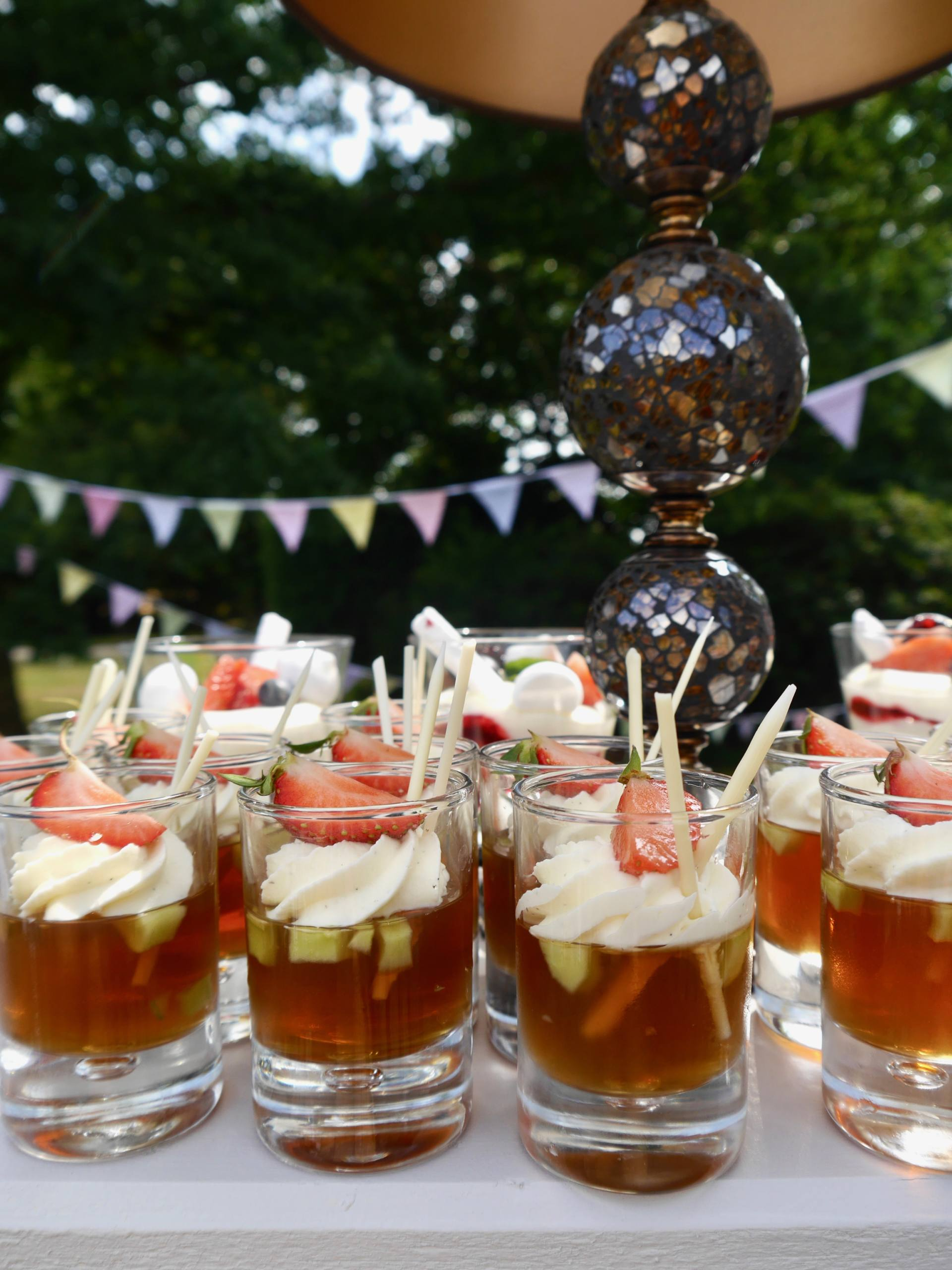 Sopwell House | Pimms Dessert