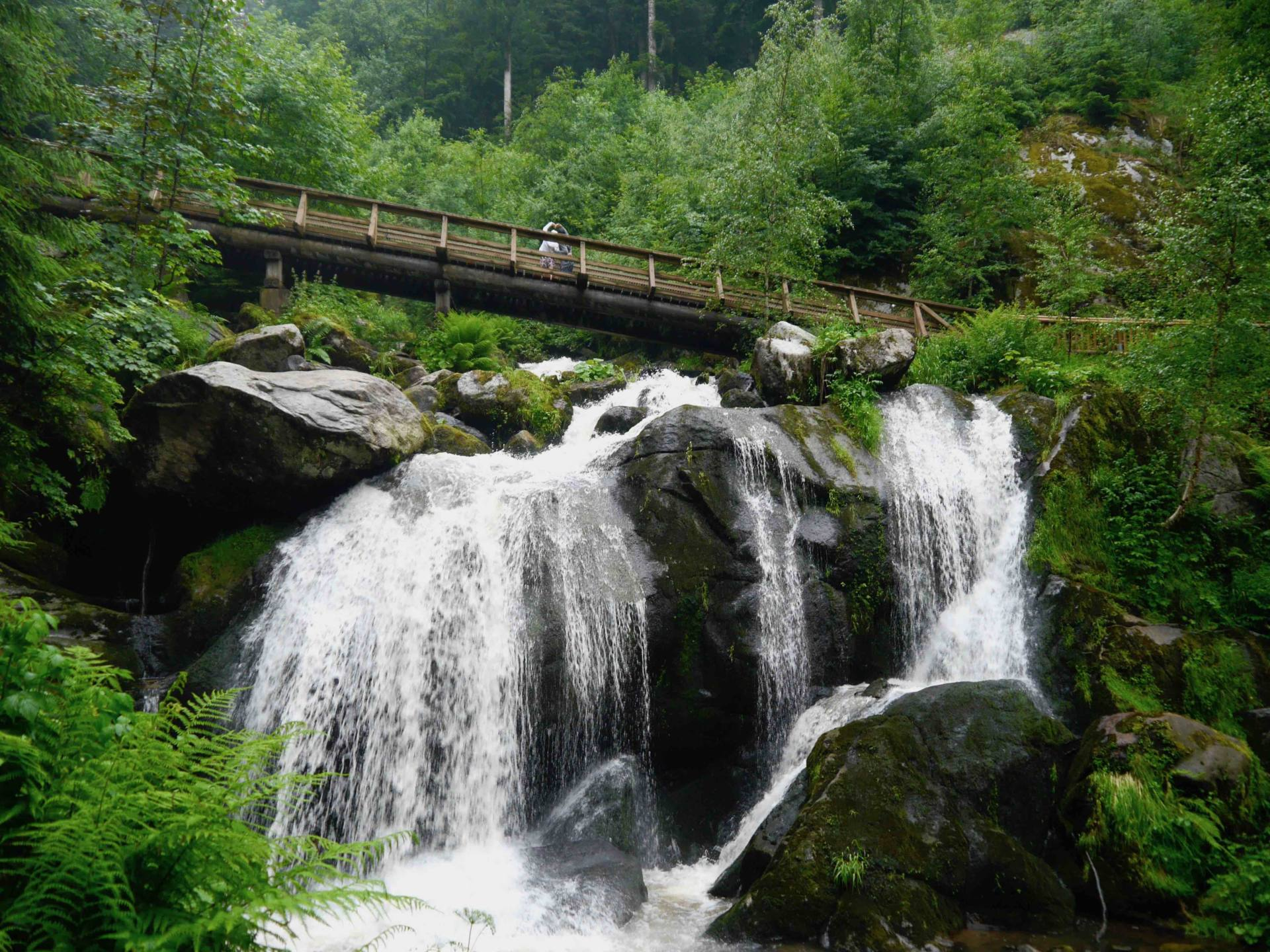 Triberg Waterfalls | Things to do in the Black Forest