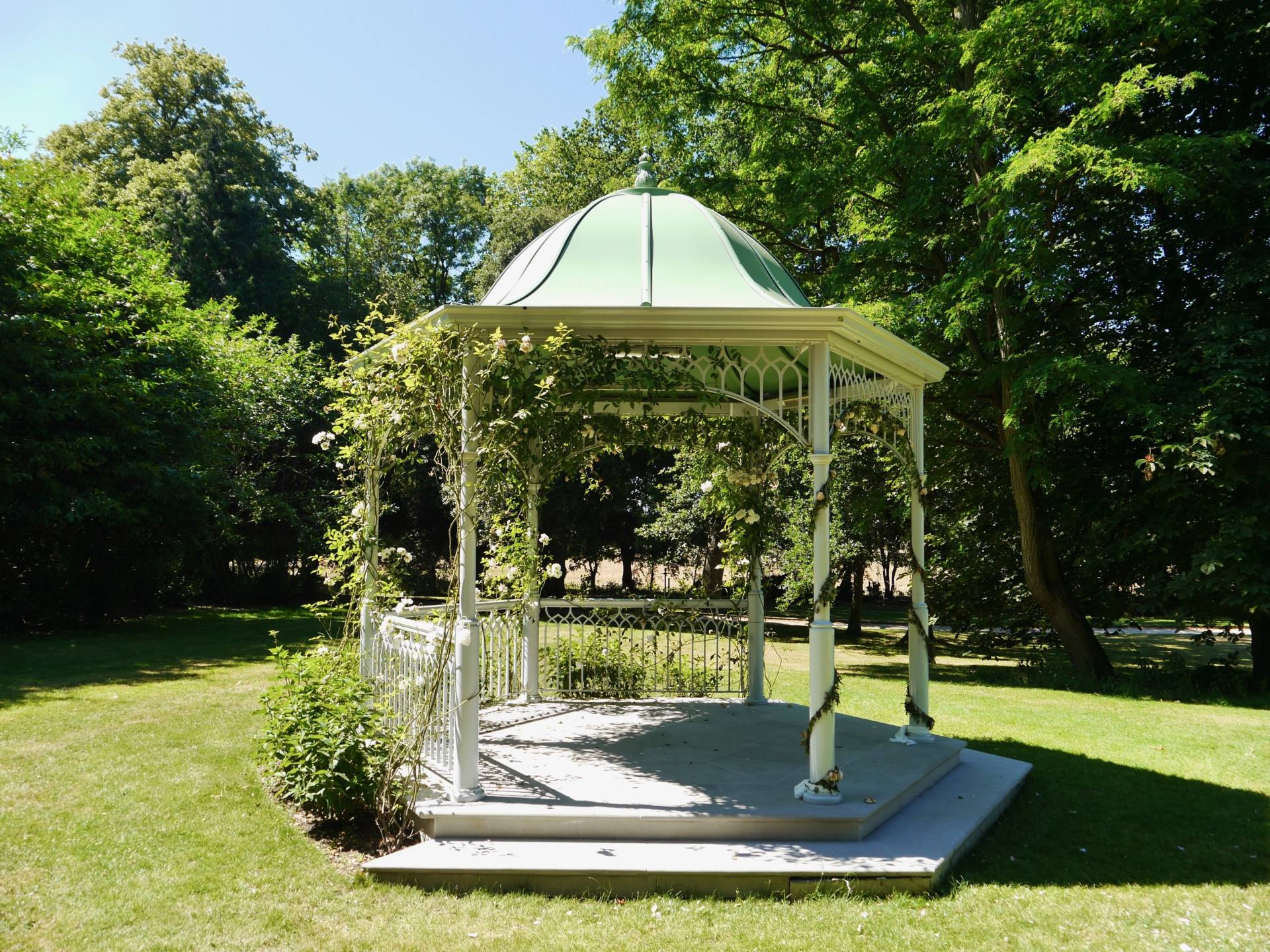 Sopwell House | Wedding Gazebo
