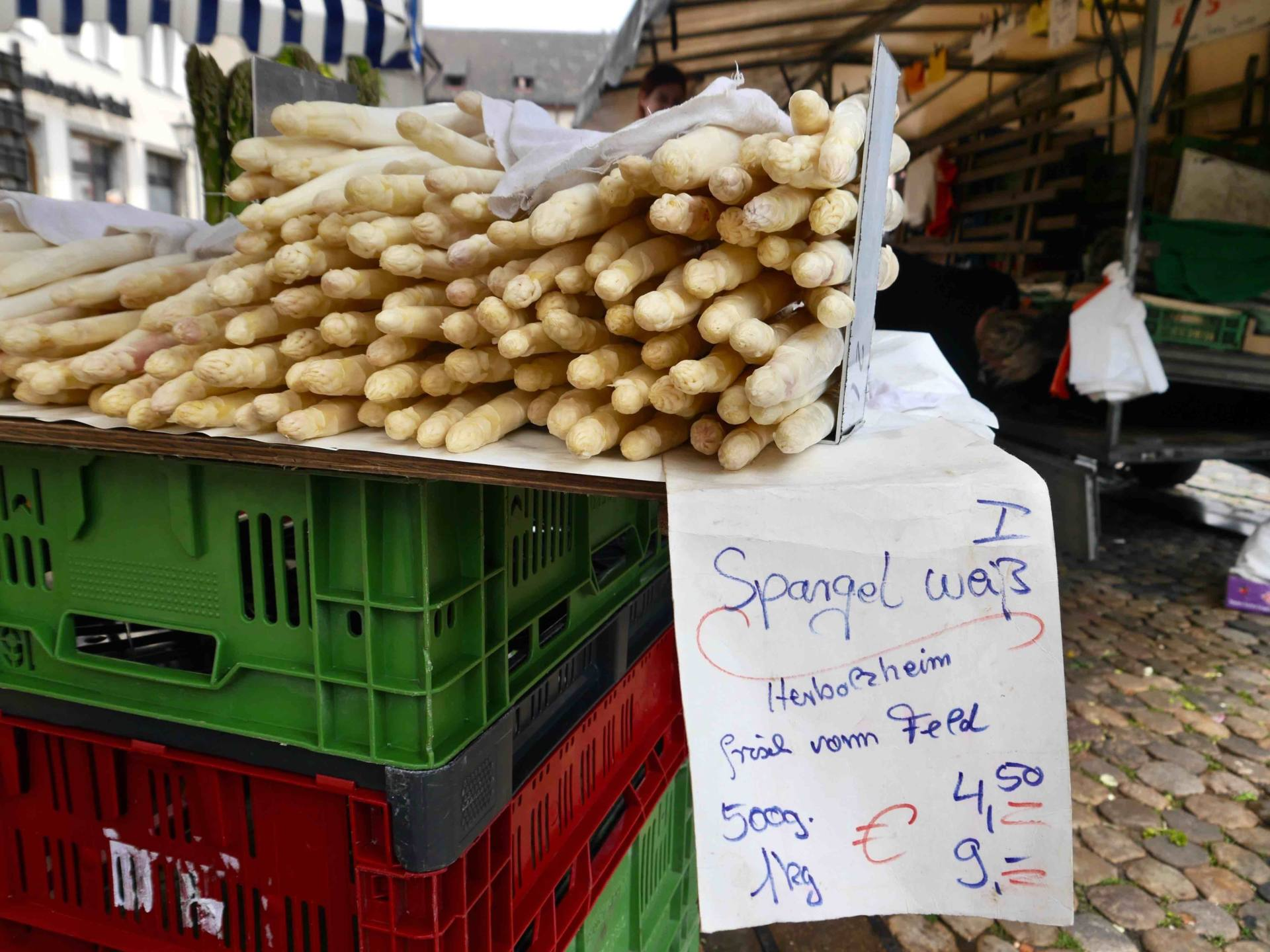 White Asparagus Germany | Things to do in the Black Forest