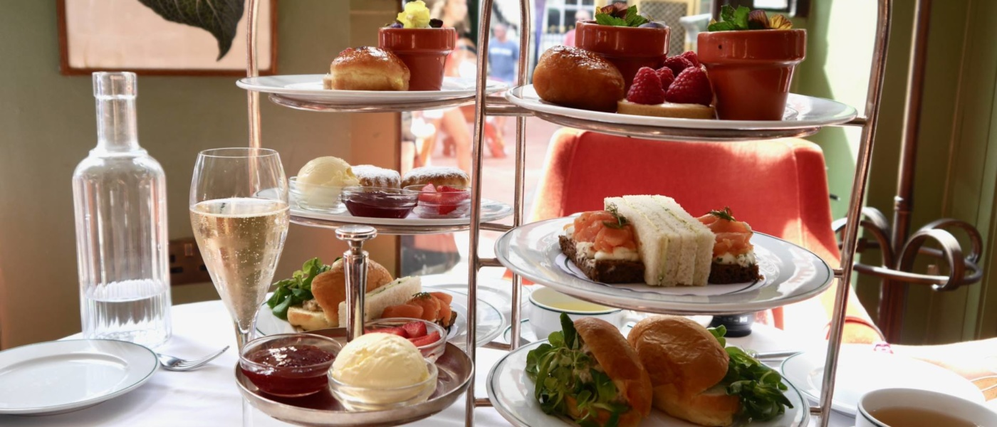 Afternoon Tea at The Ivy St Helens Square, York