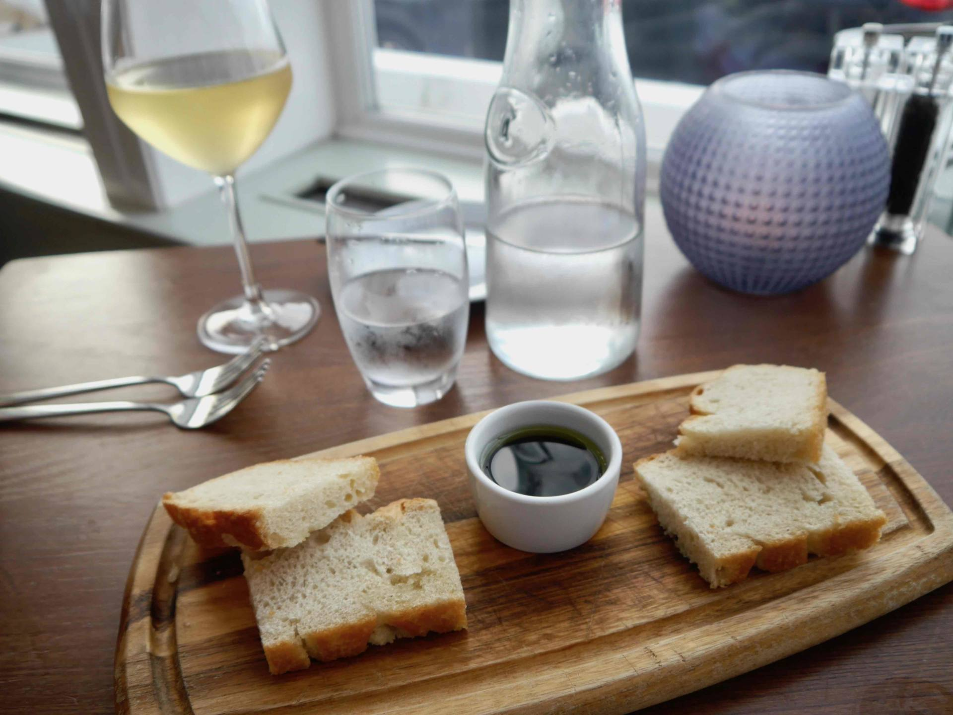 Fistral Beach Hotel and Spa | Dune Restaurant | Foccacia Bread