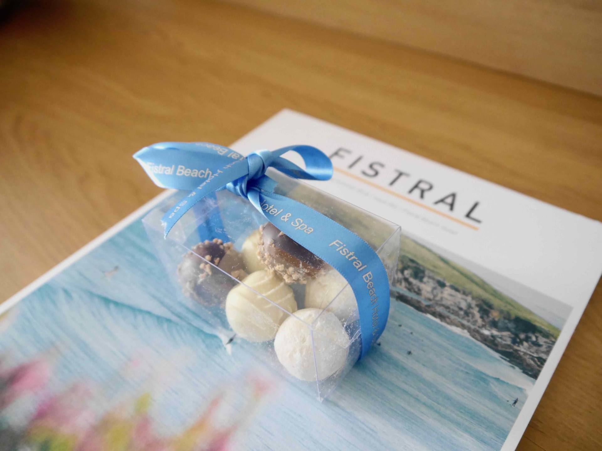 Fistral Beach Hotel and Spa Magazine