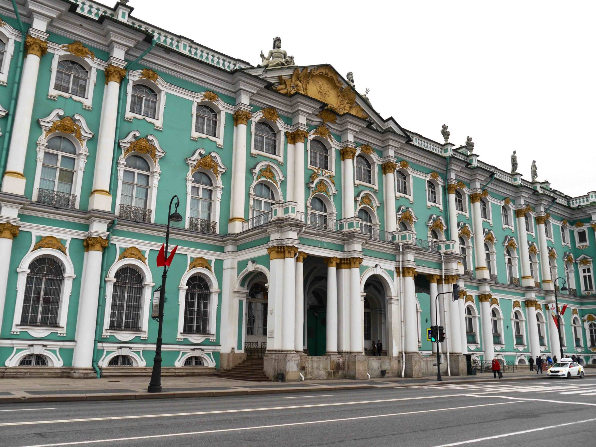 Things to do in St Petersburg | Hermitage Museum Exterior