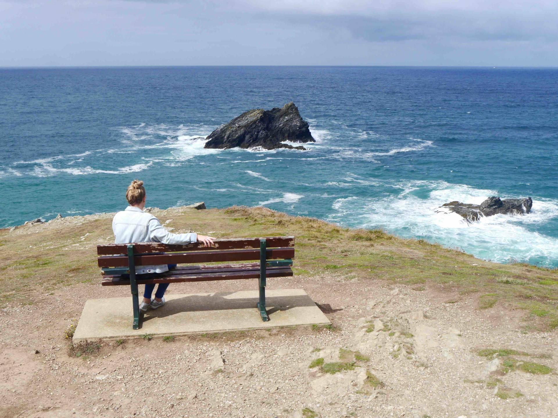 Pentire Head Newquay Cornwall