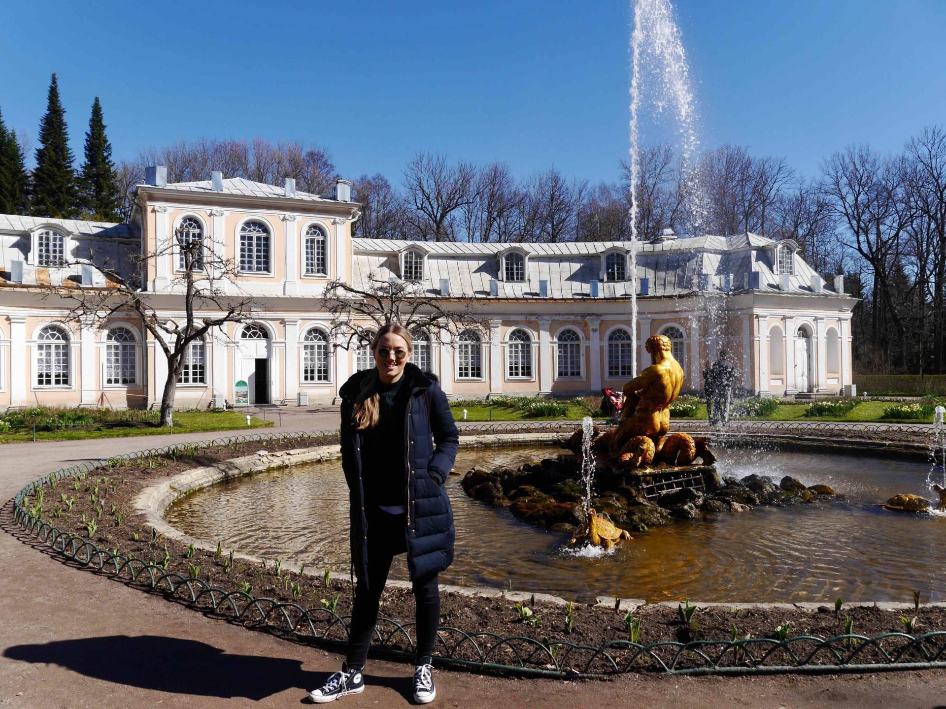 Things to do in St Petersburg | Peterhof Palace Gardens