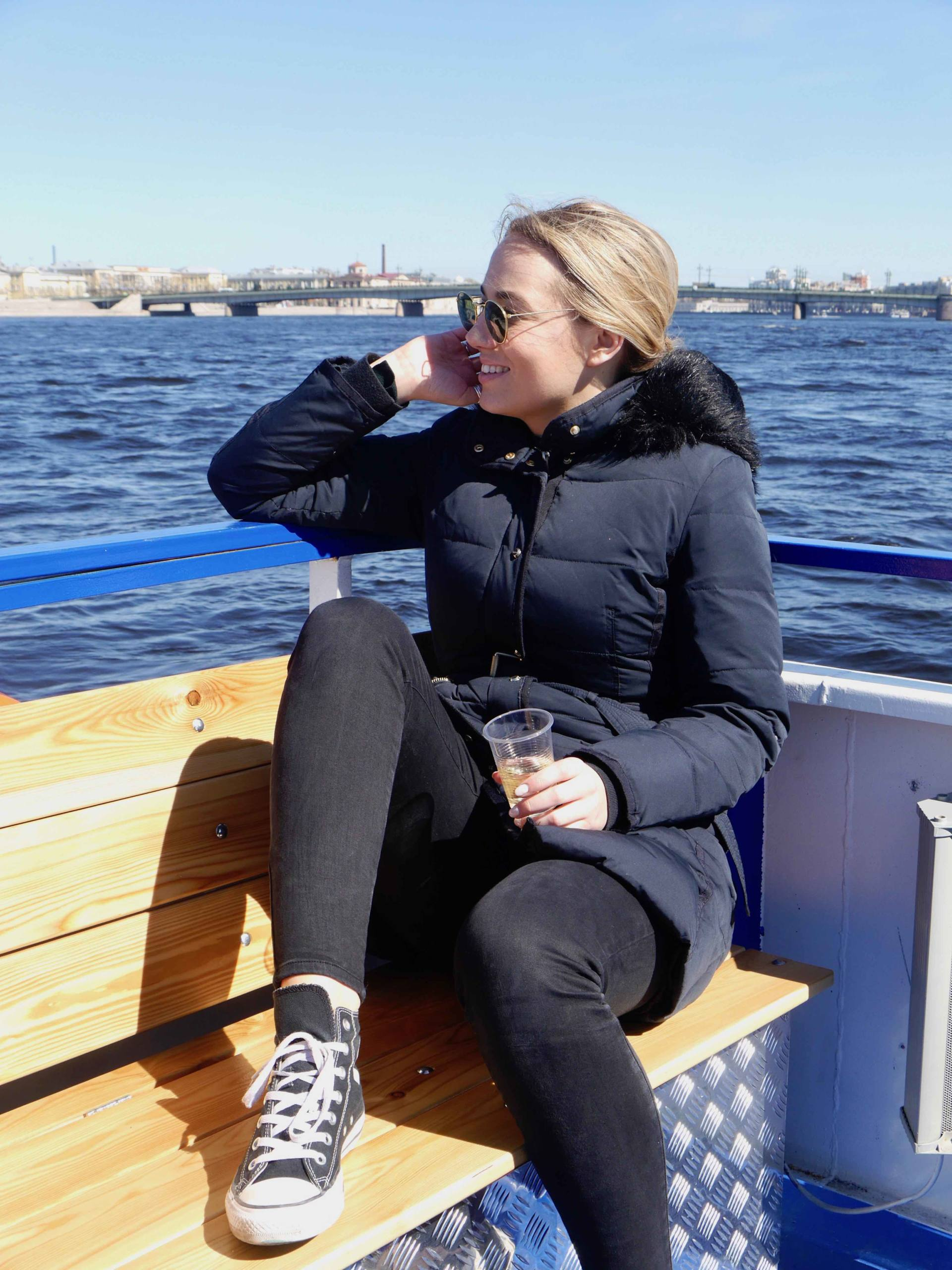 Things to do in St Petersburg | River Cruise | The Travelista