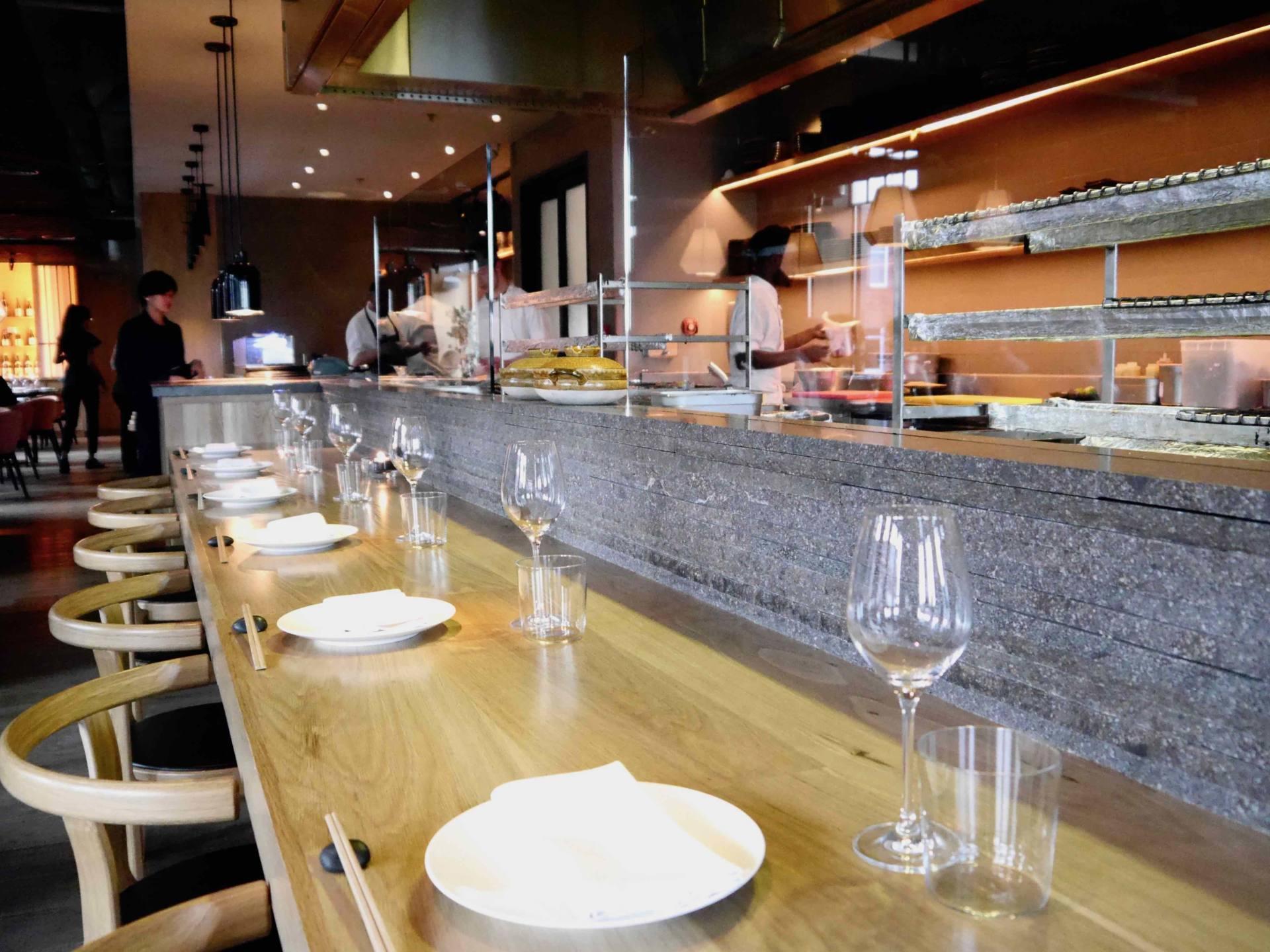 Issho Restaurant Leeds | Victoria Gate | Sushi Bar