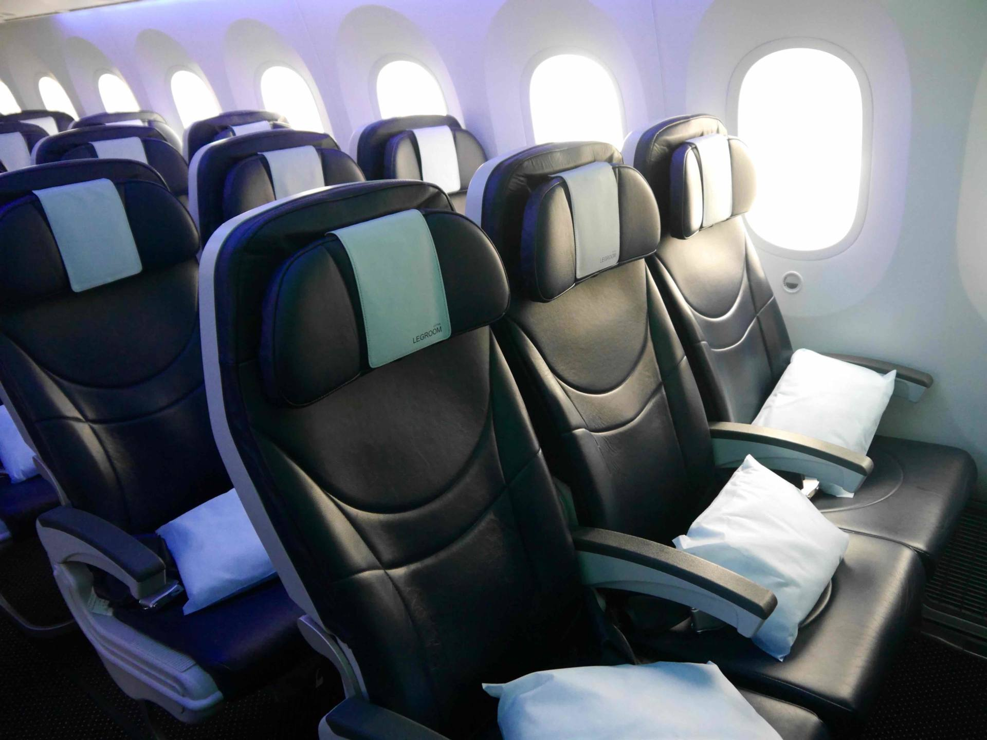 Get better sleep whilst travelling abroad on the TUI dreamliner