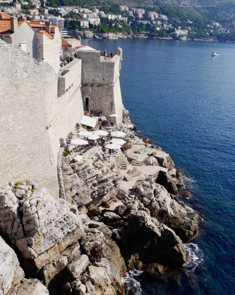 Dubrovnik Old Town Cliff Bar