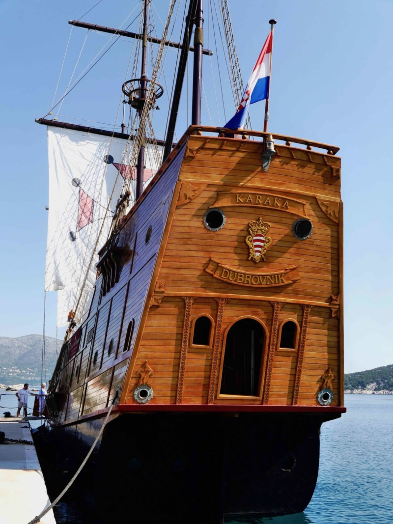 Elaphite Islands Full-Day Karaka Cruise from Dubrovnik | Karaka Ship
