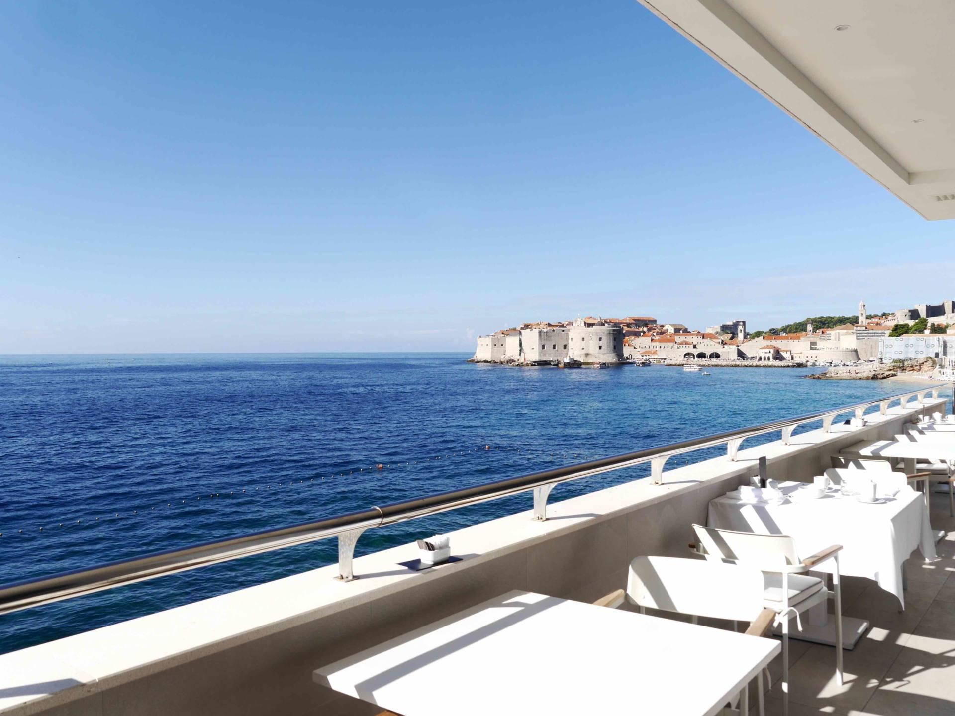 Hotel Excelsior | Babymoon in Dubrovnik
