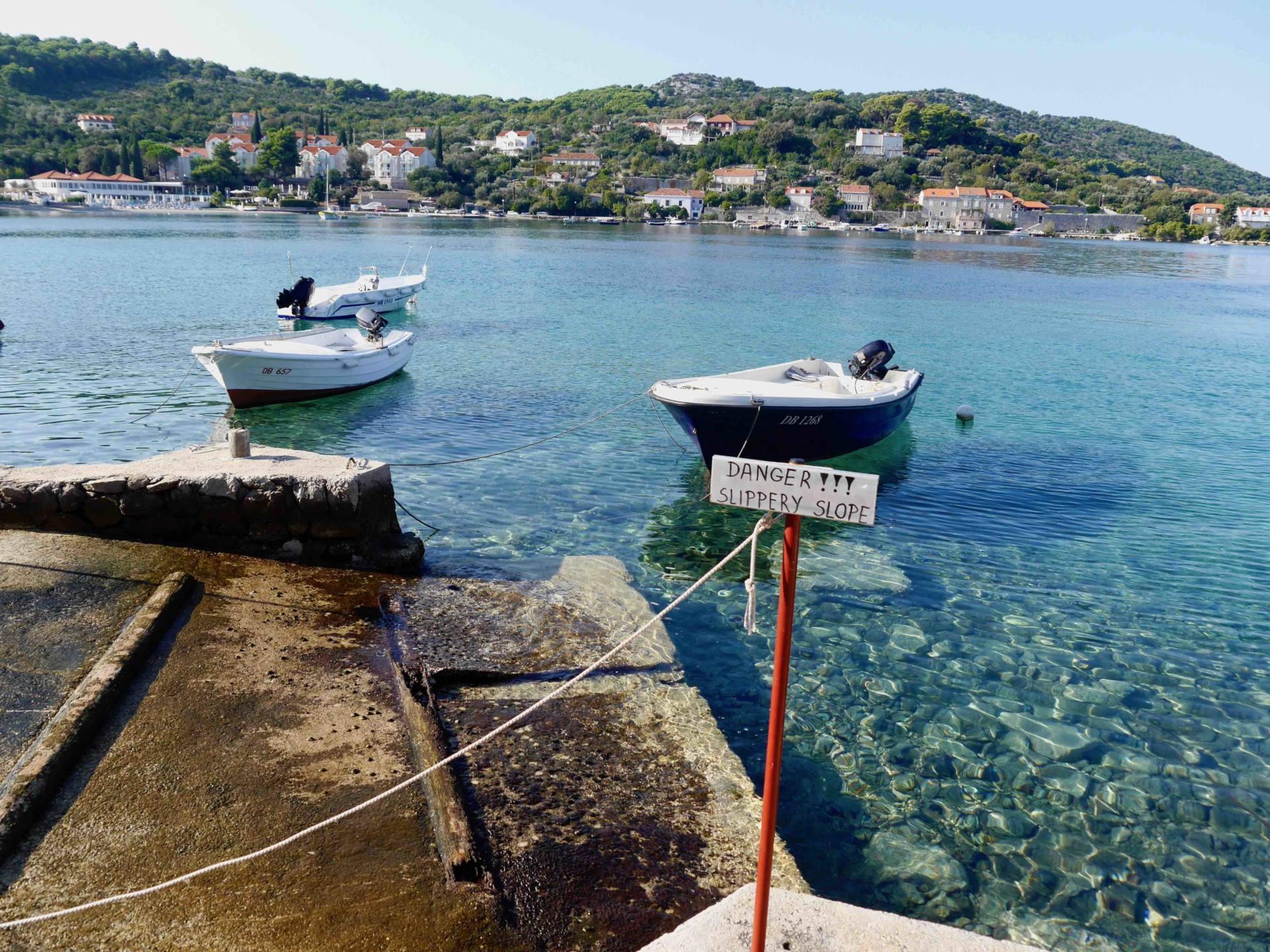 Kolocep Elaphiti Island Croatia Dubrovnik
