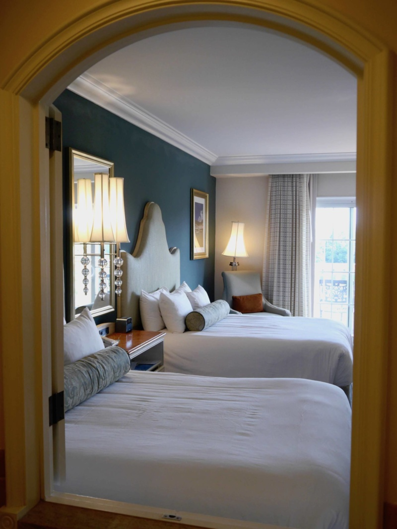 Loews Portofino Bay Hotel | Universal Orlando Resort Hotel | Bedroom