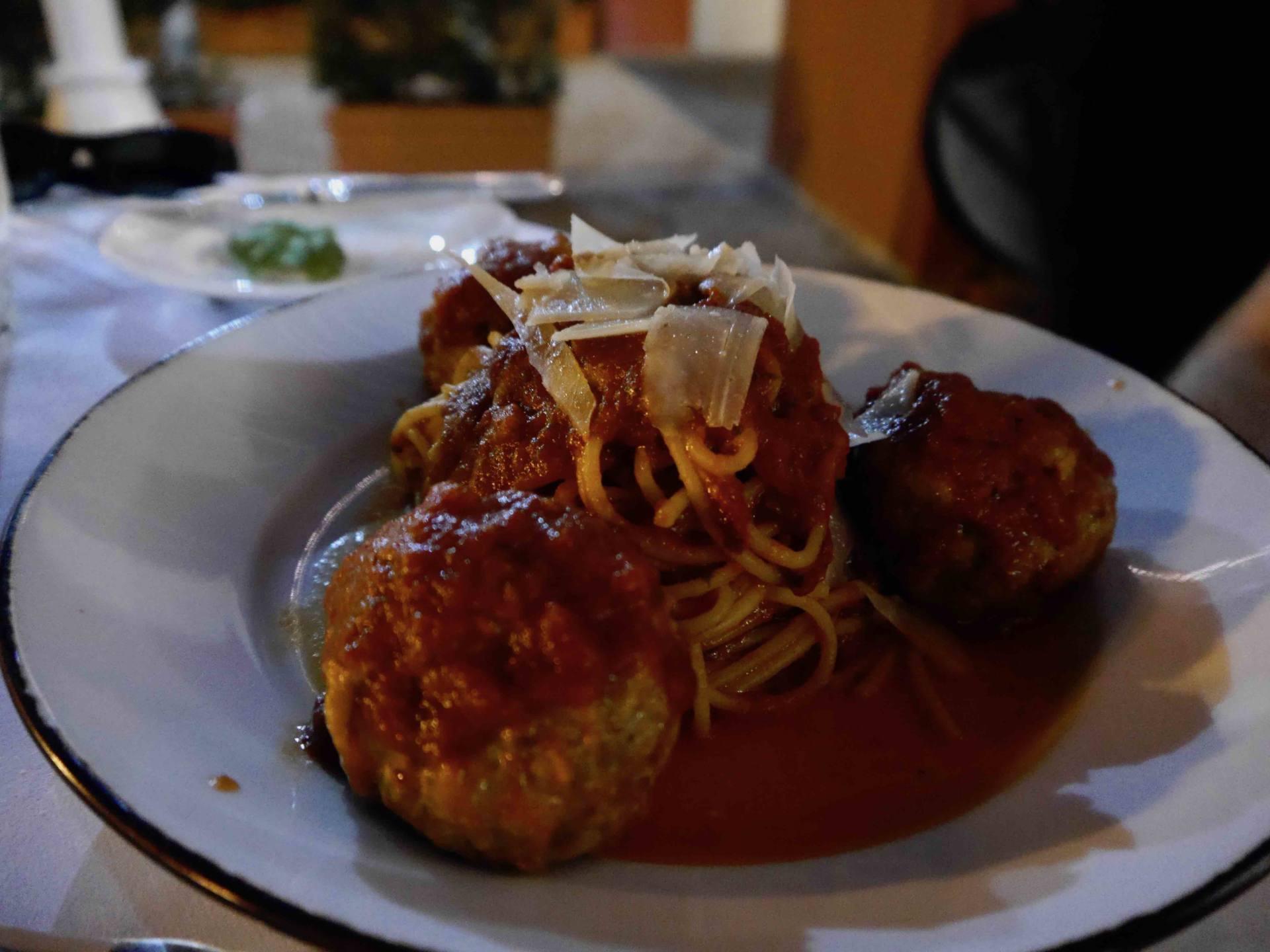Loews Portofino Bay Hotel | Universal Orlando Resort Hotel | Mama Della's Meatballs