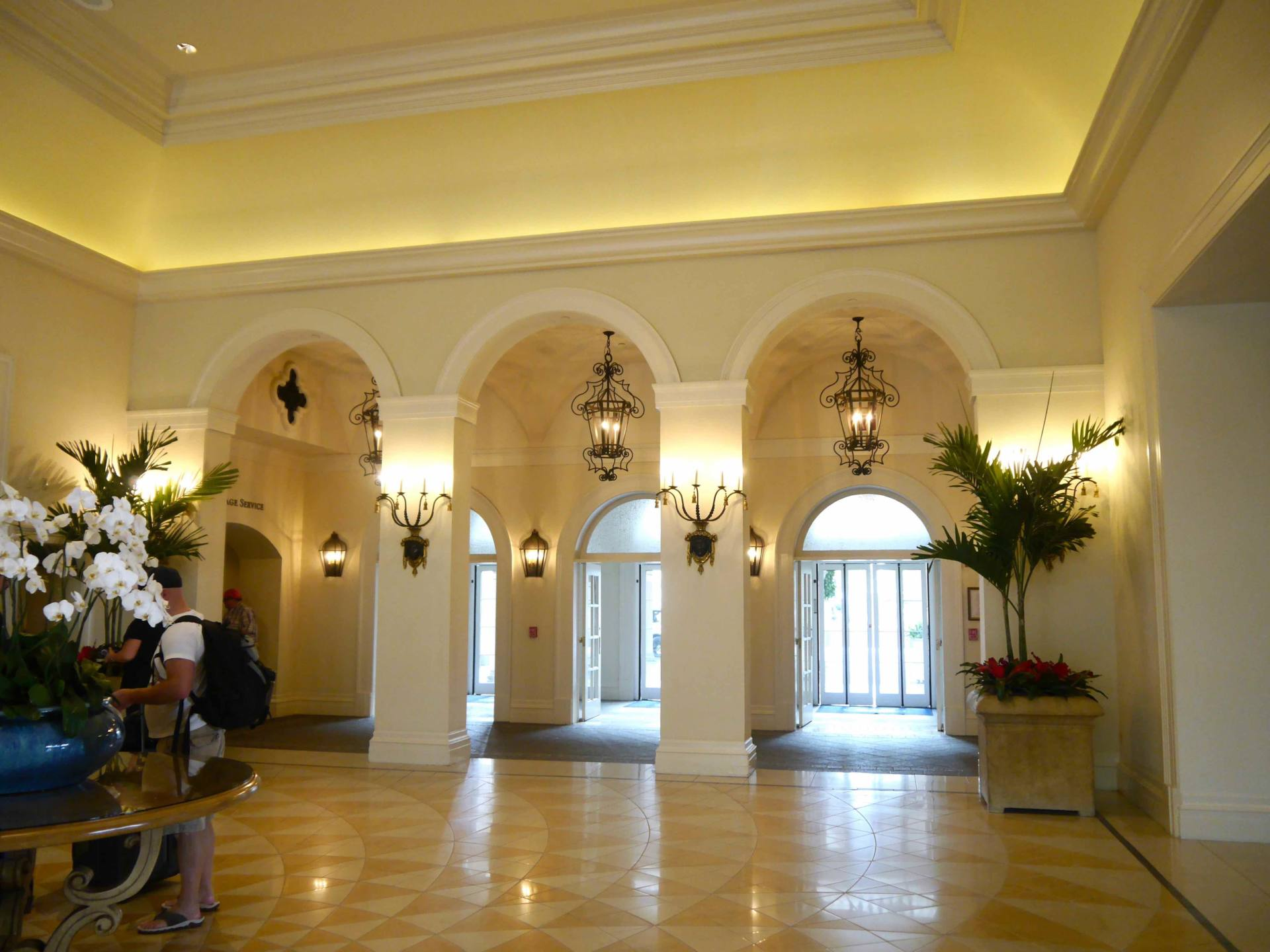 Loews Portofino Bay Hotel | Universal Orlando Resort Hotel | Lobby