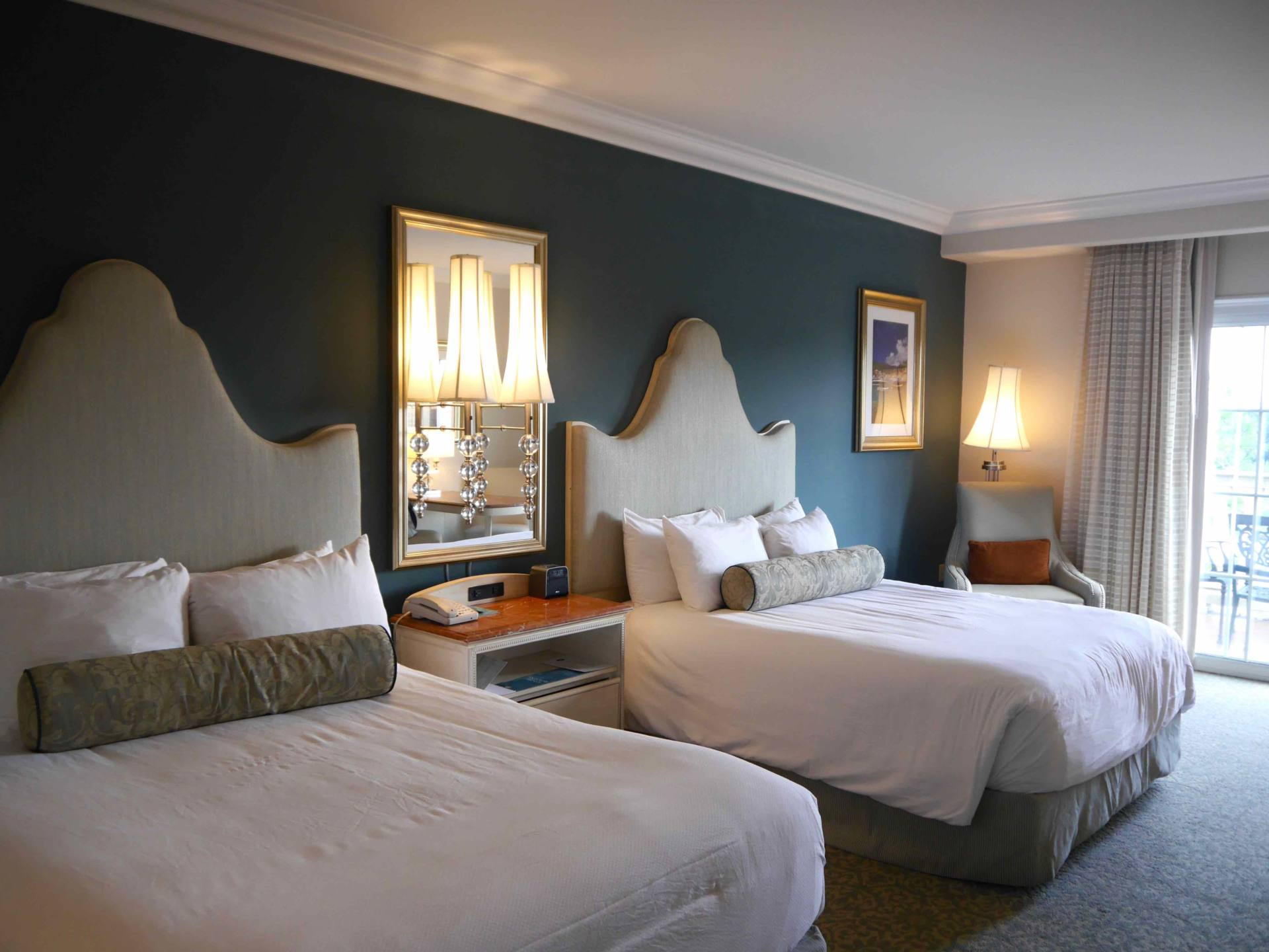 Loews Portofino Bay Hotel | Universal Orlando Resort Hotel | Luxury Suite
