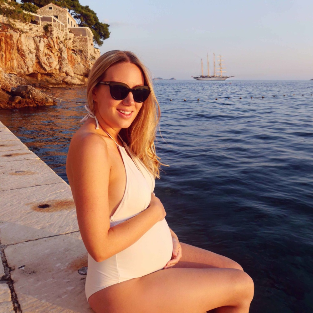 Our Babymoon in Dubrovnik
