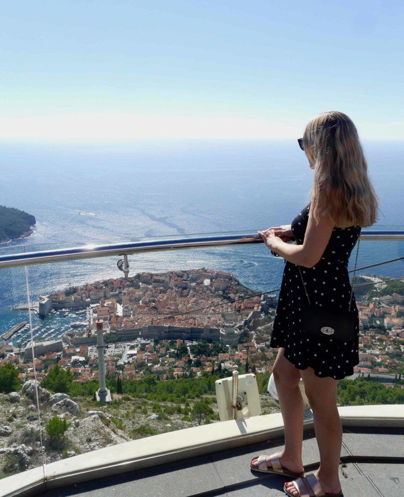 Dubrovnik Cable Car Views