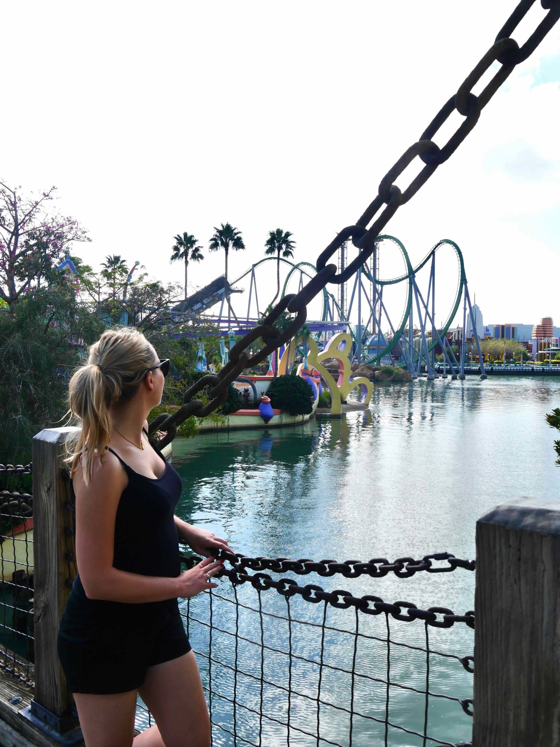 The Travelista Islands of Adventure Orlando