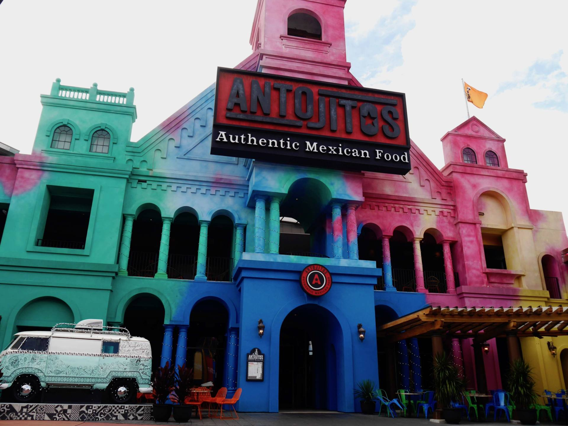 Antojitos City Walk, Universal Orlando Resort