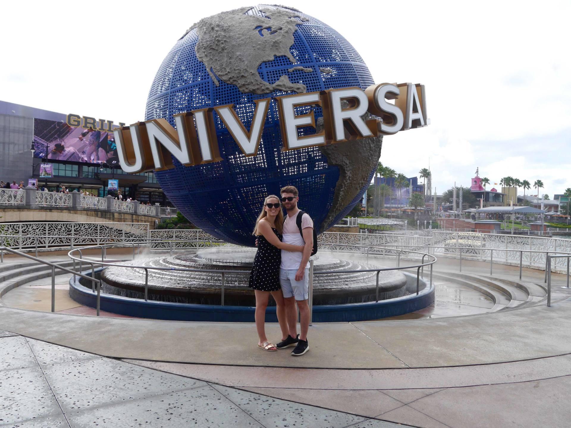 Universal Orlando Resort Globe | Florida