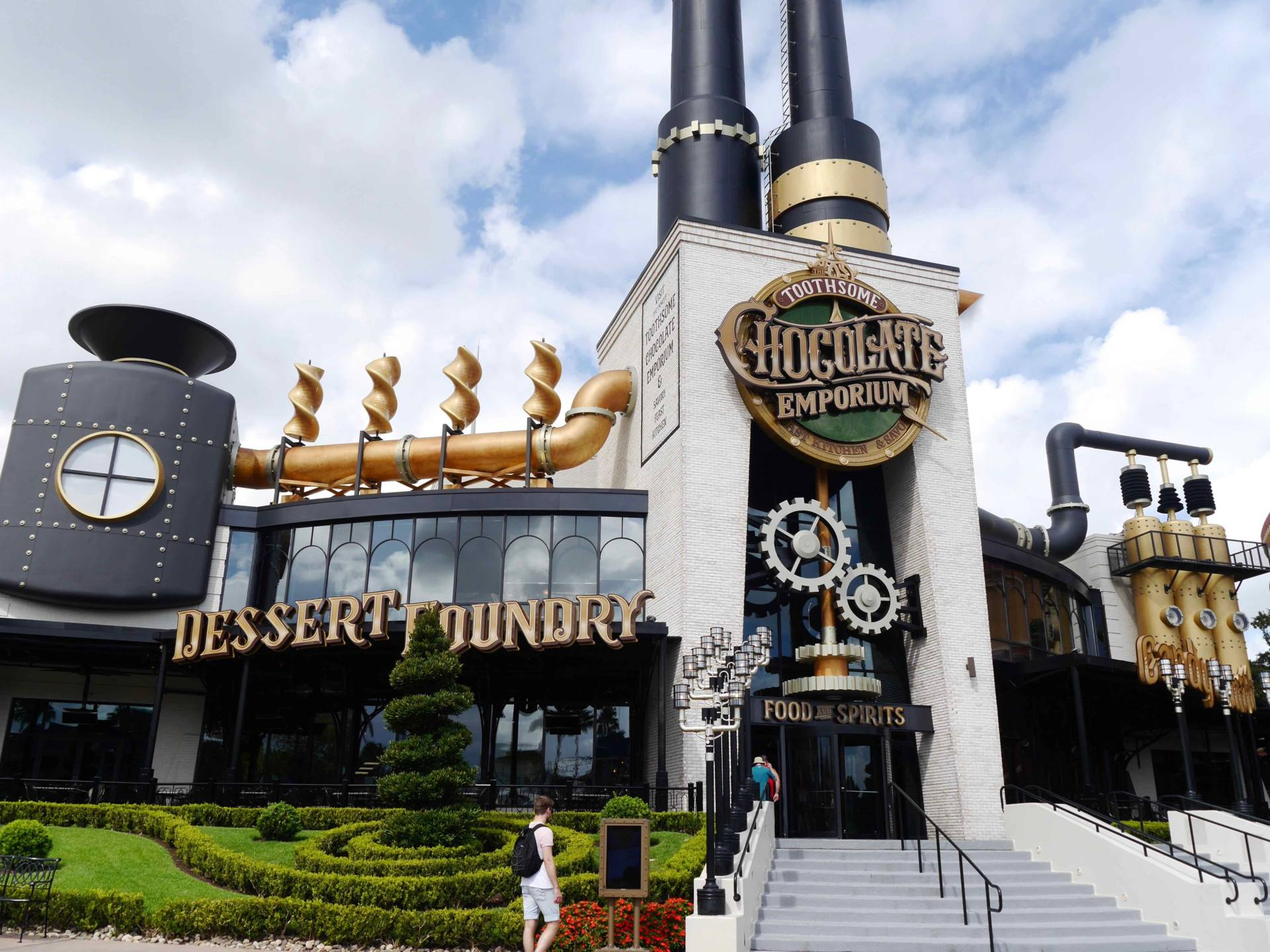 Toothsome Chocolate Emporium, Universal Orlando Resort
