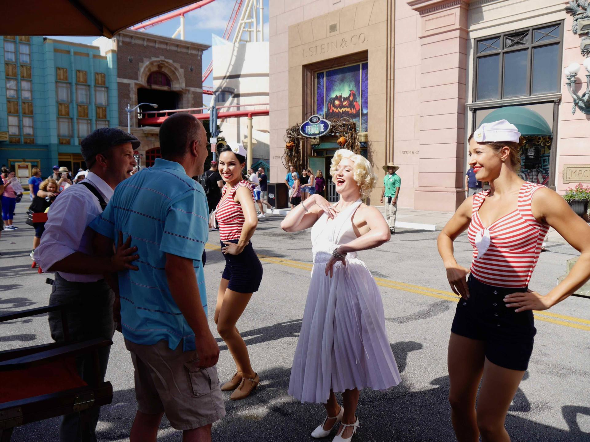 Universal Studios Orlando | Hollywood Marylin Monroe